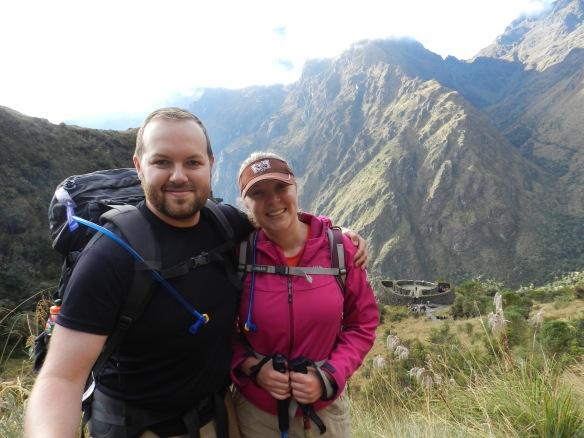Backpacking the Inca Trail in Peru