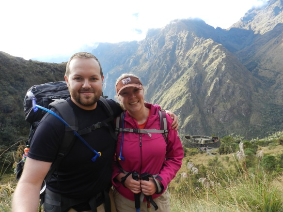 Backpacking the Inca Trail in Peru