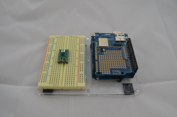 Arduino in the Lightbox