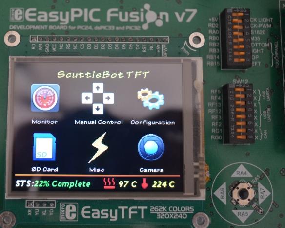 ScuttleBot TFT Concept Design